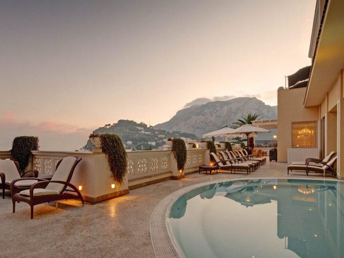 Hotel Tiberio Palace, Capri