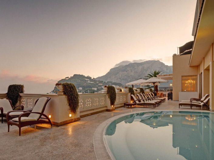 Tiberio Palace, Capri