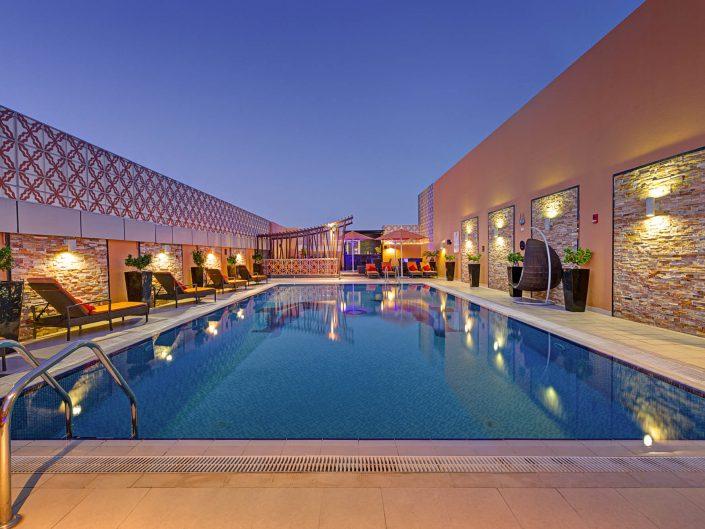 Abidos Hotel Apartment, DUBAI