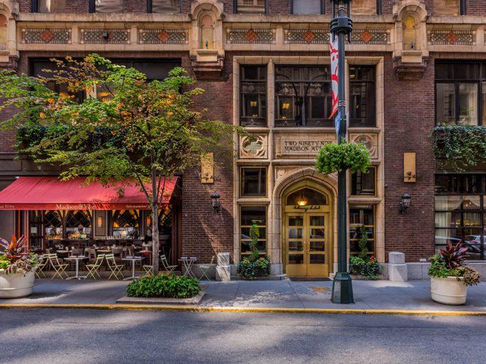 Library Hotel, New York City