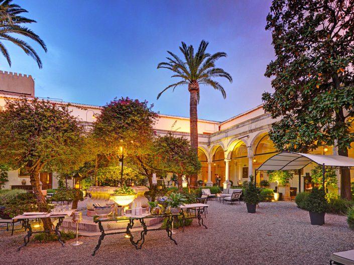 Hotel San DOmenico Palace, Taormina