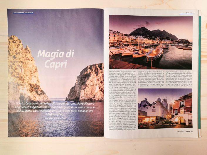 Fotografare - La Magia di Capri